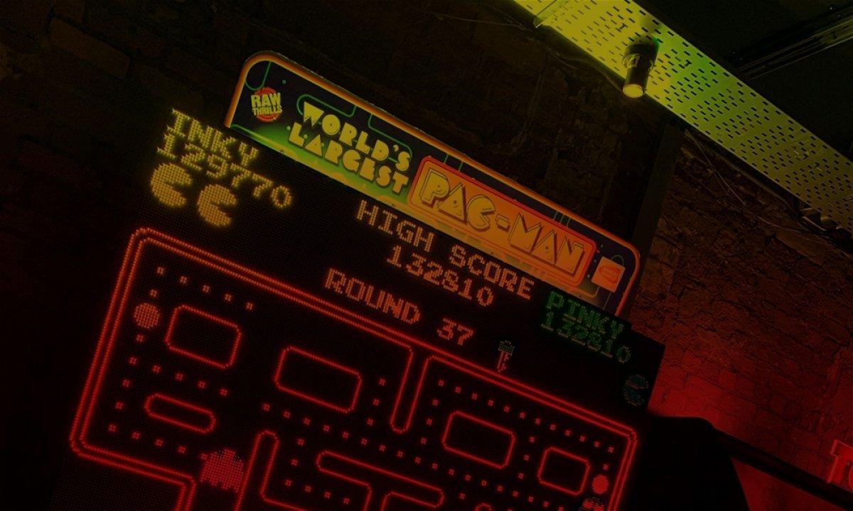 Arcains Pacman