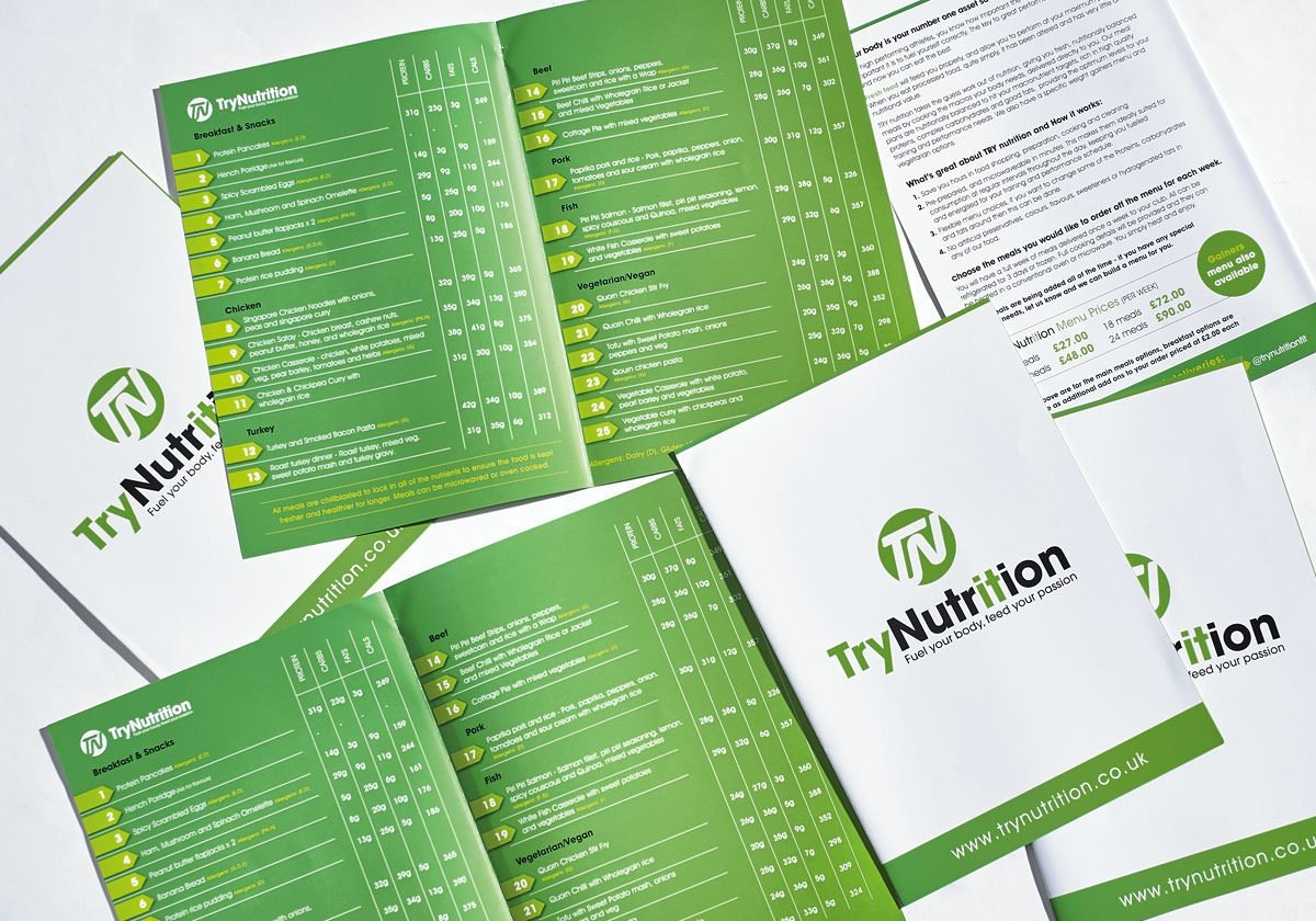 Try Nutr Menu